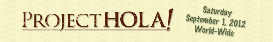 ProjectHola!